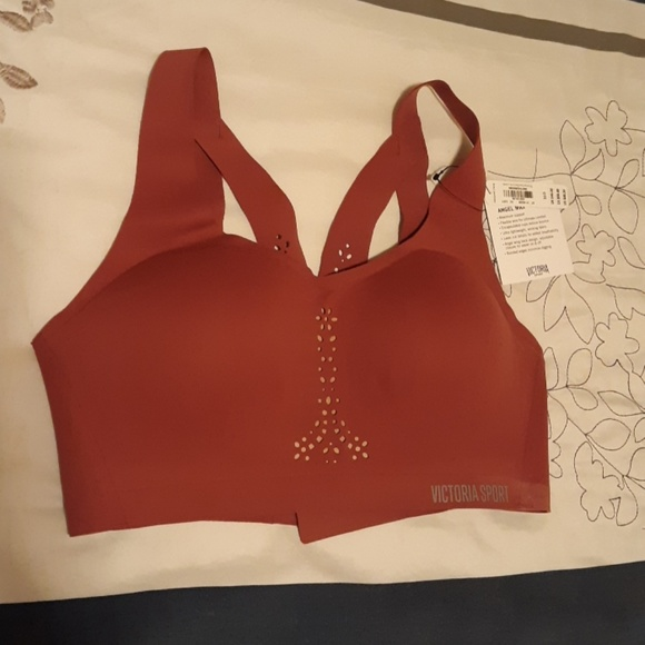 dc63ead3c8 BNWT Victoria s Secret Angel Max sports bra